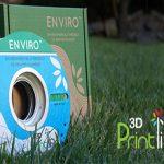 ABS biodegradable para impresión 3D