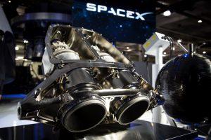 super-draco-x-metal-3d