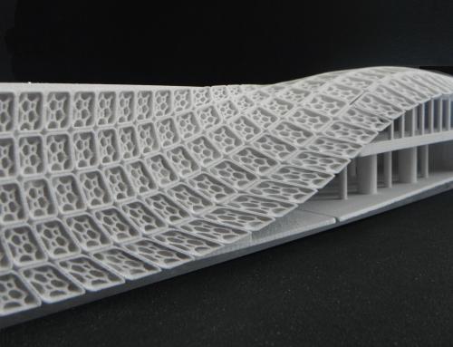 Aplicaciones para arquitectura de la impresión 3D