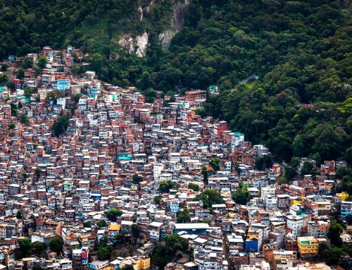Impresión 3D para solucionar los problemas del crecimiento suburbial en Brasil