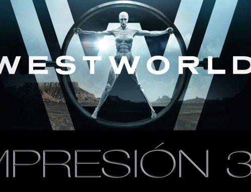 La serie Westworld de la HBO se inspira en la impresión 3D