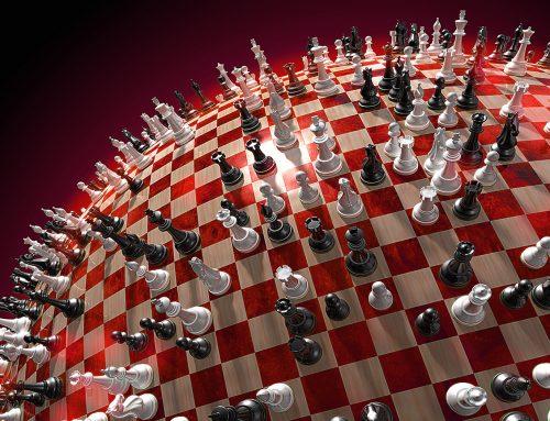Un mundo multipolar en tiempos de máquinas inteligentes