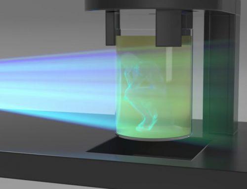 """""""Replicator» de Star Trek, la impresora 3D que replica objetos por proyección de luz"""